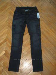 Новые без этикетки джинсы для будущих мам Old Navy супер скидки