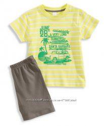 Пижамки для мальчиков от C&A, Tchibo и Carters