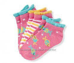 Носки и гольфики для девочек от C&A, Topolino и Chicco