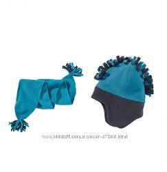 Теплые шапочки и наборы для мальчиков из Германии