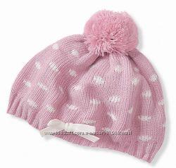 Демисезонные шапочки и береты для девочек из Германии