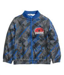 Куртка со Спайдерменом от H&M