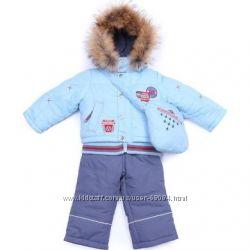 Зимний комплект для мальчика KIKO 2607М р. 98
