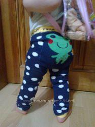 Леггинсы детские Веселые попки, скидки