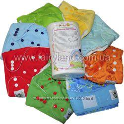Многоразовые подгузники CoolaBaby, 115 грн. Детские подгузники ... bf7b72cb9f3