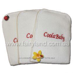Вкладыши CoolaBaby для многоразовых подгузников. Скидки на комплекты