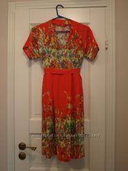 Яркое, нежное платье для пузика