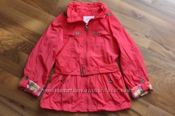 Куртка-ветровка для девочек 140, 146 см.