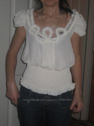 Нарядная блуза р. 46