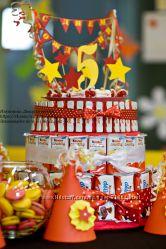 Фигуры, торт и букеты из конфет на любой праздник и по любому поводу