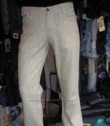 суперовые льняные джинсы и куртка