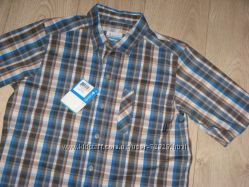 Теніска рубашка COLUMBIA
