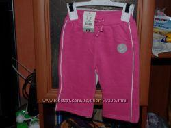 Новые брюки 2шт асда флис 3-6 месяцев