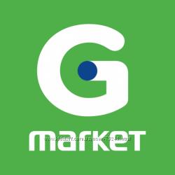 Gmarket от 8. 5у. е. кг
