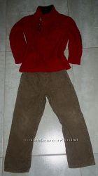 Вельветовые брюки NEXT
