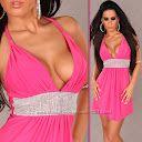 Шикарное леопапрдовое платье новое
