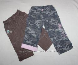 Деми штанишки для дочурки от 1, 5 до 3х лет