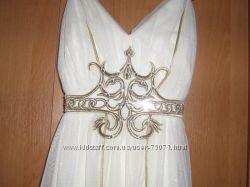 Роскошное вечернее платье в греческом стиле р. СМ