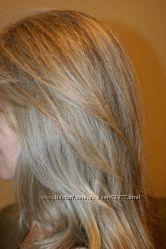 Мелирование профессиональными итальянскими красителями Грин Лайт, Emmebi.
