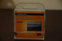 Защитная линза для фотообъективов 55 мм marumi UV Haze 55мм