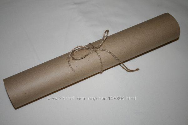 Акция Крафт-бумага А4, А5, А6