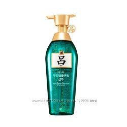 Ryoe cheongahmo scalp deep cleaning shampoo