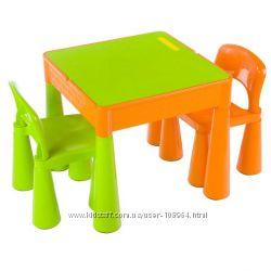 Абсолютный хит прода  Стол и стульчик Tega Mamut Отличный подарок малышам