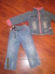Красивая одежда на девочку 1-2-3 год
