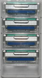 Эноном предложение оригинальные лезвия Mach3  Turbo 4 штуки без упаковки