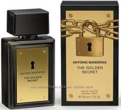 ANTONIO BANDERAS the golden secret оригинал