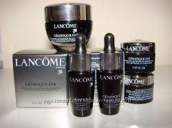 Lancome Genifique сыворотка 8мл, крем для глаз 7 и 15 грамм