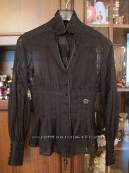 стильная блузка Fracomina Италия на хс-с