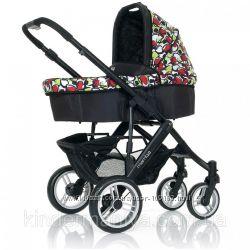 Универсальная коляска 2 в 1 ABC Design Mamba 2 цвета