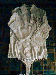 Продам шикарну італійську рубашку-боді
