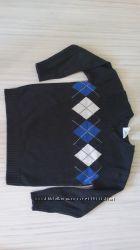 свитерок из натуральной шерсти, полувер