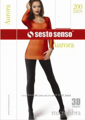 Колготки из микрофибры Sesto Senso Aurora 200 den