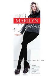 Теплые колготки с доб. шерсти Marilyn ARCTICA внутри махровые