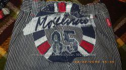 Летние отличные брюки Moschino 90-100 cм, Италия