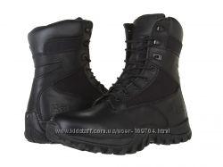 Тактические кожаные ботинки берцы 5. 11 и Timberland PRO Valor USA Оригинал
