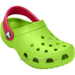 Детские Кроксы Crocs classic clog Crocs crocband-x Оригинал usa