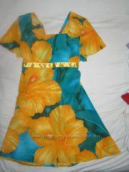 красивое платьице 46-48р
