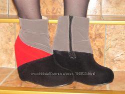 Стильные и неповторимые деми ботиночки