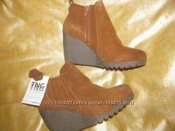 удобные стильные натуральные ботинки