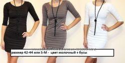Шикарное элегантное платье 42-44разм