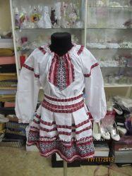 Новый костюмчик Украиночки на 6-8лет