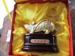 Подарок по фен-шуй  - символ богатства, изобилия и неуязвимости