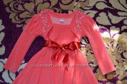 Платье тм Фламинго на рост 104-116
