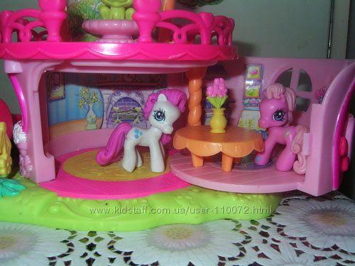 Сделать дом для пони