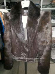 куртки кожаные женские оптом и в розницу