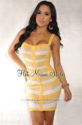 Платье с утягивающим эффектом от Hot Miami Styles